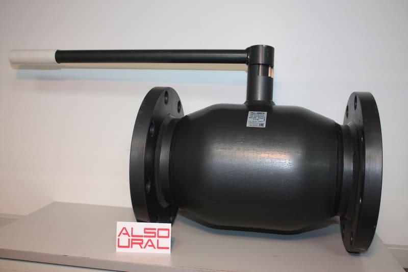 Кран шаровой фланцевый КШ.Ф.150.16-01 Ду150 Ру16