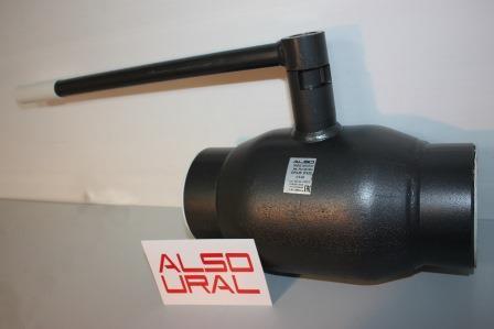 Кран шаровый приварной КШ.П.125.25-01 Ду125 Ру25